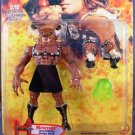 Toy Biz Hercules the Legendary Journeys Minotaur Action Figure with Immobilizing Sludge Mask New