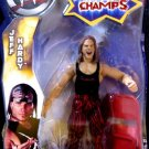 WWE TNA Wrestling Jakks Pacific Match Champs Jeff Hardy Action Figure with Red Chair New
