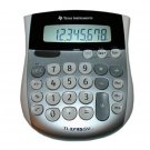 Texas Instruments TI-1795SV Desktop 8-Digit Display Handheld Solar Calculator NEW