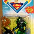 Kenner Superman from the Animated Series Lex Luthor Action Figure With Kryptonite Armor