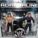 WWE TNA Jakks Pacific Adrenaline Series 23 Jeff Hardy & Johnny Nitro Action Figure 2-Pack New