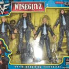 WWF WWE Jakks SmackDown WiseGuyz 4 Pk Triple H, X Pac, Billy gunn & Road Dogg Action Figures New