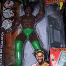 WWE Jakks Pacific DELUXE Aggression Series 17 Kofi Kingston Action Figure with Denting Chair NEW
