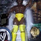 WWE Wrestling Jakks Pacific Ruthless Aggression Series 36 Kofi Kingston Action Figure New