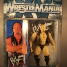WWF WWE Wrestlemania XV 15 Signature Series 3 RattleSnake Stone Cold Steve Austin Action Figure New