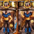 WWE Jakks Pacific Classic Superstars Series 6 HAWK & ANIMAL THE LEGION OF DOOM Action Figures