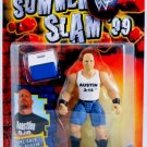 WWF WWE Summer Slam '99 Deadly Games RattleSnake Stone Cold Steve Austin Action Figure New