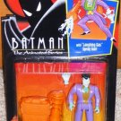 Kenner Batman The Animated Series The Joker Action Figure With Laughing Gas Spray Gun New