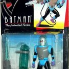 "Kenner Batman The Animated Series Mr. Freeze Action Figure With Firing ""Ice"" Blaster New"