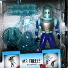 The Adventures of Batman and Robin D.U.O. Force Mr. Freeze Rocket Thruster & Anti-Aircraft Figure