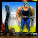 "The Adventures of Batman and Robin Bane with body-slam arm action and ""venom"" tube Action Figure"