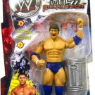 WWE Jakks Pacific Ruthless Aggression Series 1 RANDY ORTON Action Figure with Trash can accessory