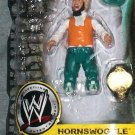 WWE Jakks Pacific Wrestling Ruthless Aggression Series 38 HORNSWOGGLE Action Figure New