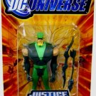 Mattel DC Universe Justice League Unlimited Fan Collection Green Arrow Action Figure New