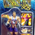 WWE WrestleMania X-8 18 XVIII - RVD Rob Van Dam Intercontinental Champion 2002 Action Figure