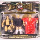 WWE Jakks Pacific Fabulous Freebirds Terry Gordy, Buddy Roberts & Michael Hayes Action Figure 3-Pack