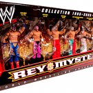 Mattel WWE Wrestling Exclusive Rey Mysterio Action Figure 6-Pack [ 1995 - 2005 ] New