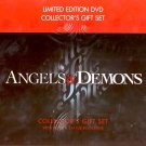 Angels And Demons - Limited Edition DVD Collector's Gift Set with Replica Statue Bookends New DVD