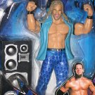 WWE Jakks Pacific Ruthless Aggression Series 7 Chris Jericho Action Figure with boombox New