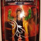 SIGNED WWE TNA Summer Slam Road to Wrestlemania 23 Jeff Hardy Action Figure Autographed New