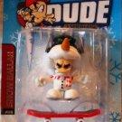 Tech Deck Dude Evolution Magnetic Action #138 Holidude Snow Ballah NEW