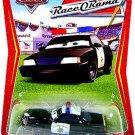 DISNEY PIXAR CARS Animated Movie 1:55 Die Cast Axle Accelerator # 58 Race-O-Rama Series NEW