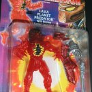 Kenner The Ultimate Alien Hunter Lava Planet Predator with Blazing Rocket Launcher Action Figure New