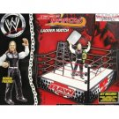 WWE TNA Jakks Pacific Exclusive Jeff Hardy Action Figure Ladder Match Ring Playset NEW