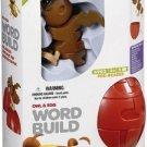 Mega Bloks WordWorld  ( 6903 ) Owl & Egg Word Build Pre-Reader 6 Pcs NEW