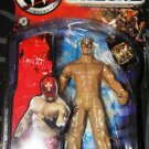 WWE Jakks Pacific Ruthless Aggression Series 8.5 Rey Mysterio Action Figure with Belt New