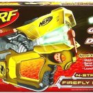 Hasbro Nerf N-Strike Firefly Rev-8 Blaster Dart Gun Glow in the Dark New
