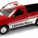 "NBA Die Cast Ertl Collectibles Classic Rides Ford F-150 Truck ""Slammed"" 1:64 Chicago Bulls NEW"