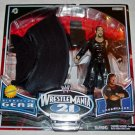 WWE Jakks Pacific Wrestlemania XXI 21 Exclusive Signature Gear Undertaker Figure with Black Hat