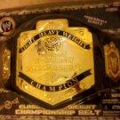 WWE Jakks Pacific Superstars Light Heavyweight Wrestling Champion Kids Classic Belt NEW