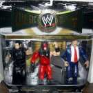 WWE Jakks Pacific Classic Undertaker, Kane & Paul Bearer Action Figure 3-Pack NEW