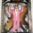 WWE Jakks Pacific Classic Superstars Billy Graham Pink Suit Version Action Figure New