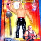 WWE Jakks Pacific Survivor Series A Fall from Grace Ambulance Match Kane with Shovel Action Figure