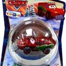 DISNEY PIXAR CARS Animated Movie 1:55 Die Cast Snowplow Lightning McQueen NEW