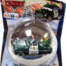 DISNEY PIXAR CARS Animated Movie 1:55 Die Cast Holiday Spirit Sheriff NEW