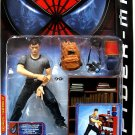 Toy Biz Spider Man Movie Peter Parker Action Figure with Water Web Shooting Action New