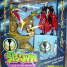 Todd McFarlane's Spawn Deluxe Malebolgia vs Medieval Spawn Limited Edition Collectors's Gift set