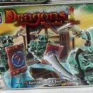 Mega Bloks Krystal Wars Norvagen Tin WAR CHEST 9865 24 Pcs NEW