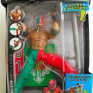 WWE Jakks Deluxe Aggression Series 1 REY MYSTERIO Action Figure with 619 Post New