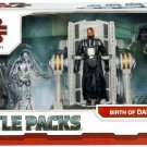 """Hasbro Star Wars: Legacy Collection Battle Packs Birth of Darth Vader Action Figures 3.75"""" New"""