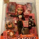 MGA Entertaiment Bratz World Tokyo A Go-Go Collection FIANNA Doll NEW