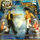 "WWF Jakks Unchained Fury "" Not a Bad Thing "" Diamond Dallas Page DDP vs Christian Action Figures New"