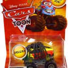 DISNEY PIXAR CARS TOON 1:55 Die Cast Oversized Vehicle Rasta Carian Monster Truck NEW