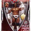 WWE TNA Jakks Pacific Pay Per View PPV Series 14 King Booker T Cyber Sunday Action Figure New