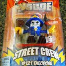 Spin Master Tech Deck Dude Ridiculously Awesome Street Crew #121 Theodore NEW