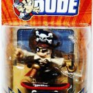 Spin Master Tech Deck Dude Ridiculously Awesome Street Crew # 027 Woody NEW